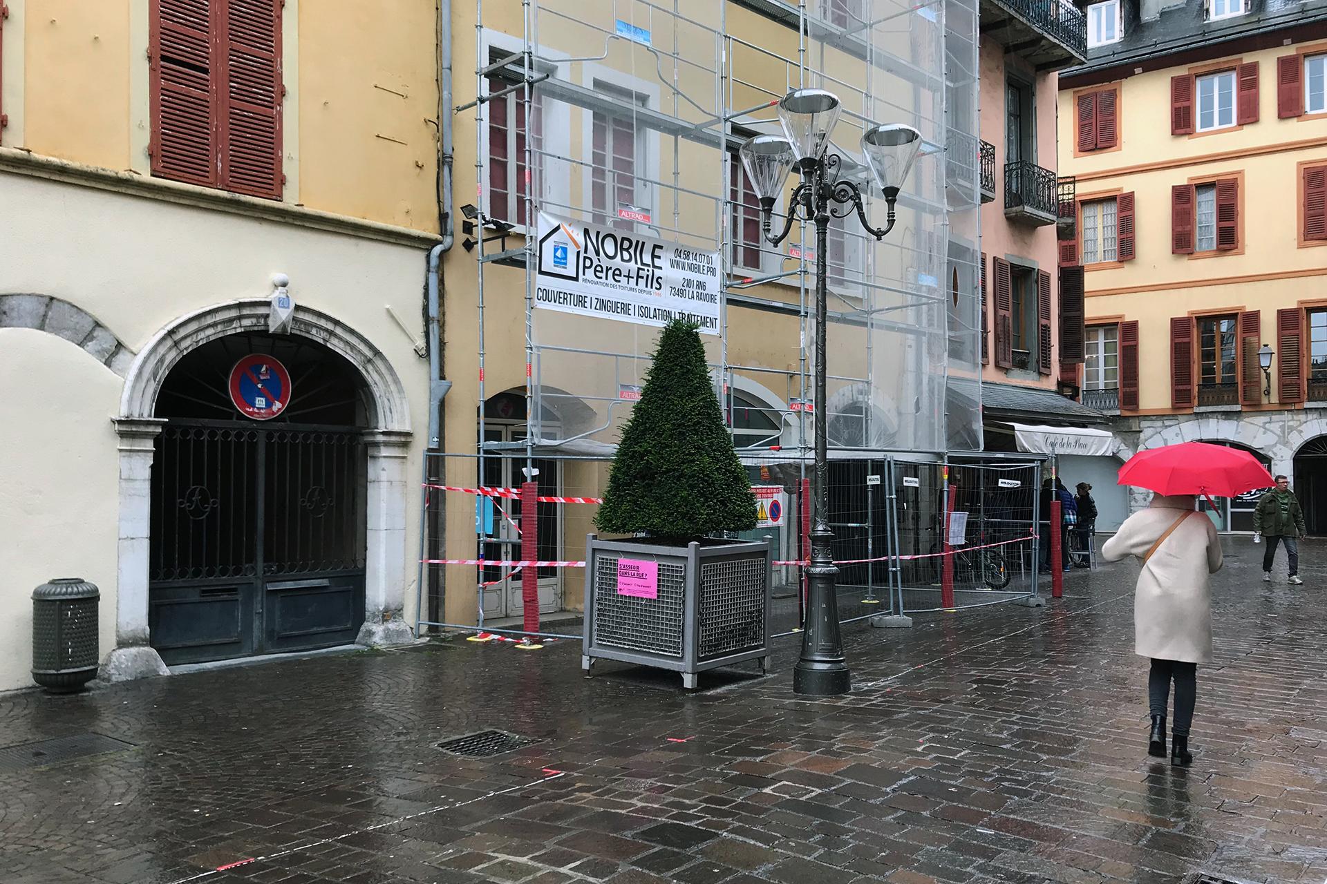 Place Monge – Chambéry